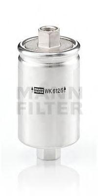 Фильтр очистки топлива бензиновый корпусный (под гайку) (инж.) KÖNNER KFF4211